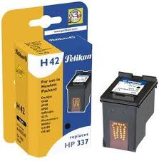 Μαυρο Μελάνι Pelikan HP C9364EE BLACK No337 11ml H42
