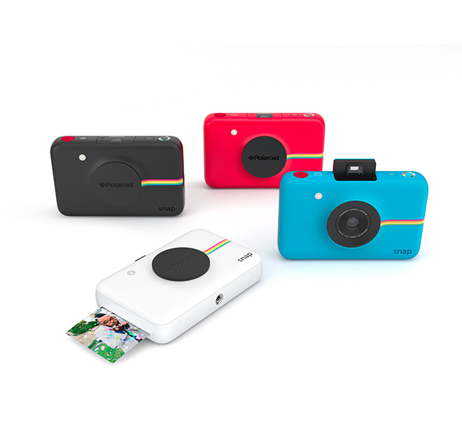 Φωτογραφική Μηχανή Polaroid Snap Instant Digital Camera