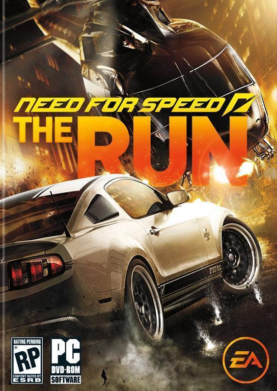 PC Game: NEED FOR SPEED THE RUN Παιχνίδι Προσφορά