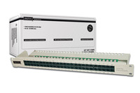 "Patch Panel Digitus 50-port Τηλεφωνικό CAT3 ISDN 19"" για Rack"