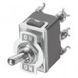 Industrial Toggle Switch 2P on-off-on L7-DP3-A3-B2-H5-15A-UL