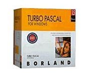 Borland Turbo Pascal for Windows σε δισκέτες