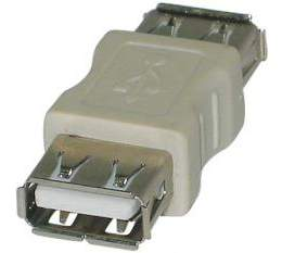 Adaptor Gender Changer USB A/A Female/Female A to A