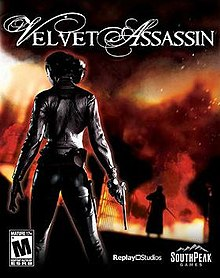 PC-GAME : Velvet Assassin