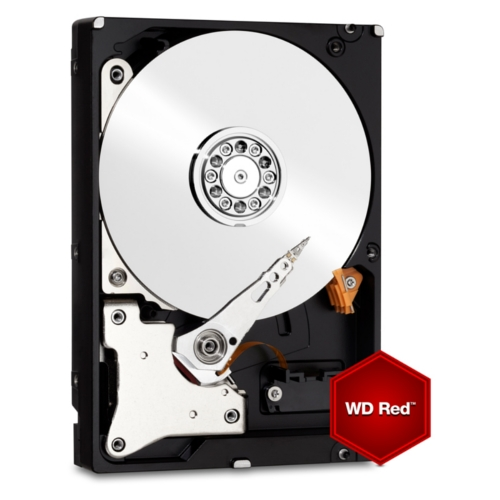 Σκληρός Δίσκος Western Digital Red 4TB WD40EFRX