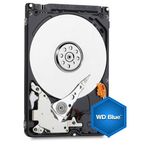 Σκληρός Δίσκος Western Digital Blue 500GB WD5000LPCX Slim