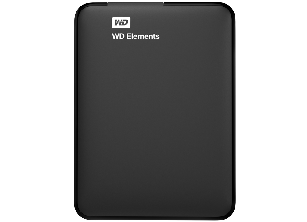 Western Digital HDD Elements Portable 2TB WDBU6Y0020BBK