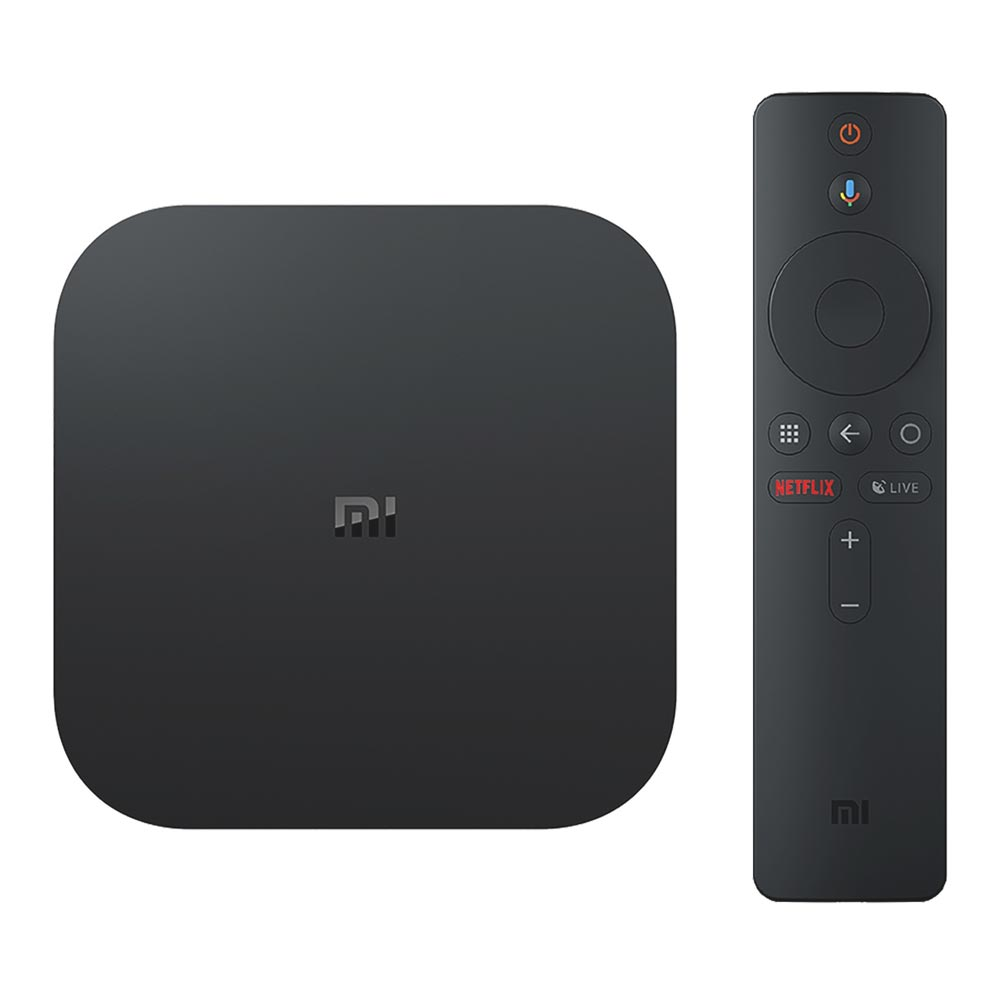 Xiaomi Mi Box S -Android TV BOX (8GB - 4K) (MDZ-22-AB)
